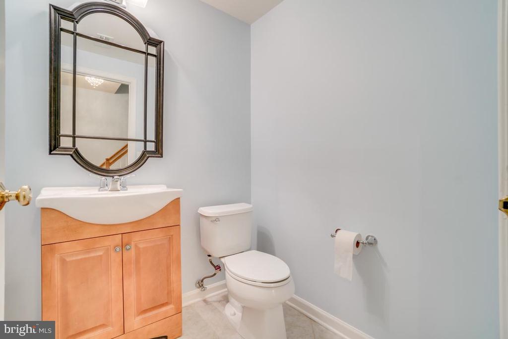 Lower level bathroom - 20038 NORTHVILLE HILLS TER, ASHBURN