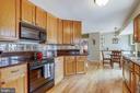 Kitchen - 7108 NEEDWOOD RD, DERWOOD