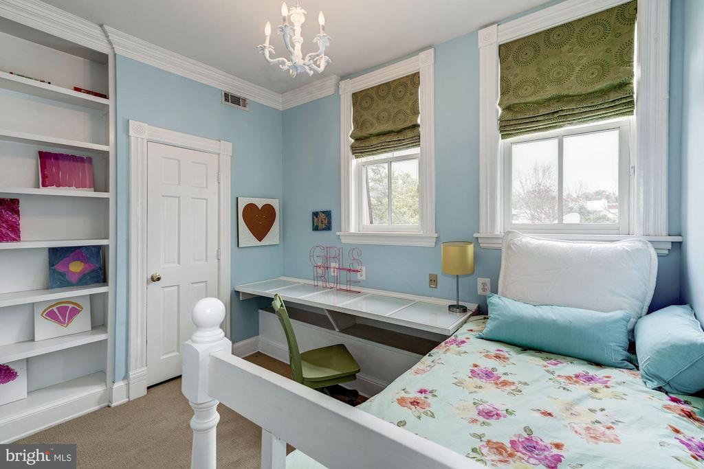 Bedroom #3 - 3315 O ST NW, WASHINGTON