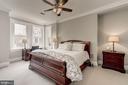 Master Bedroom - 3315 O ST NW, WASHINGTON