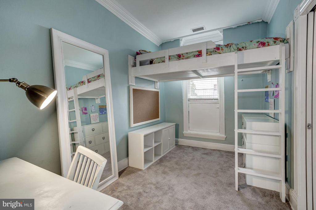 Bedroom #4 - 3315 O ST NW, WASHINGTON