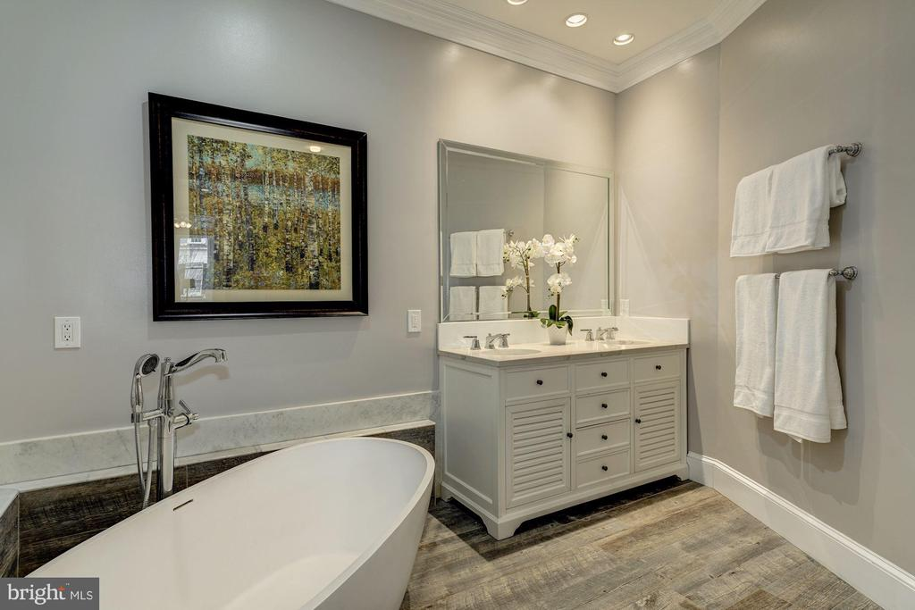 Master Bath - 3315 O ST NW, WASHINGTON