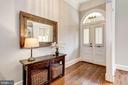 Foyer - 3315 O ST NW, WASHINGTON