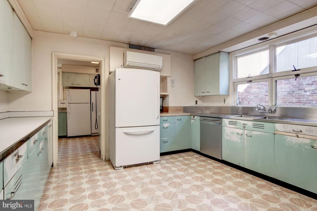 Second Room of Former Kitchen - 1224 30TH ST NW, WASHINGTON
