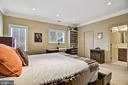 En-suite Bedroom 8 w/ Attached Private Bath - 896 ALVERMAR RIDGE DR, MCLEAN
