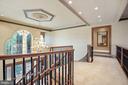 Upper Landing and Hall to Bedroom Suites - 896 ALVERMAR RIDGE DR, MCLEAN