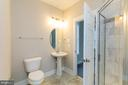 Full bath on Main level - 6720 ACCIPITER DR, NEW MARKET