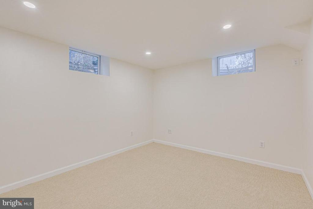 Bonus room in basement - 9701 CONNECTICUT AVE, KENSINGTON