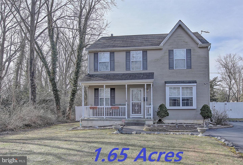 Single Family Homes 为 销售 在 埃格港城, 新泽西州 08215 美国