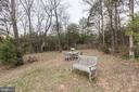 Outdoor Sitting Area - 27651 EQUINE CT, CHANTILLY