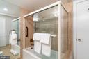 Master suite #2 bathroom - 2801 NEW MEXICO AVE NW #1122, WASHINGTON