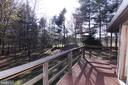 view from deck - 35820 CHARLES TOWN PIKE, HILLSBORO