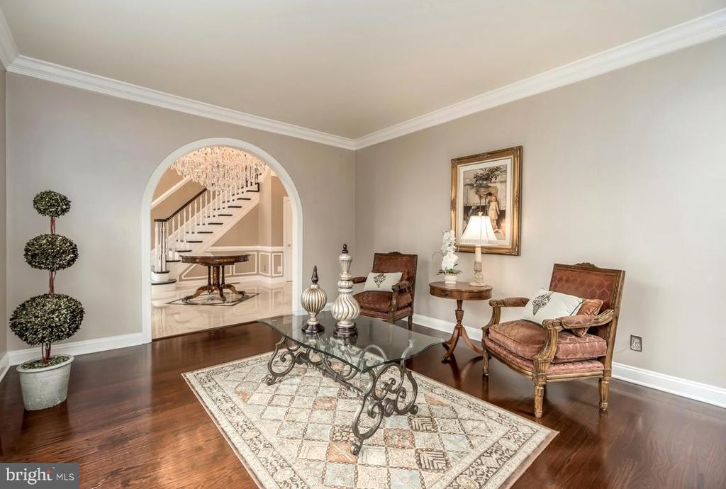 Beautiful Architectural Details throughout! - 10810 PERRIN CIR, SPOTSYLVANIA