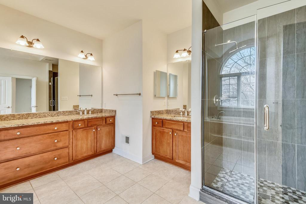 Master Bathroom - 1831 ELGIN DR, VIENNA