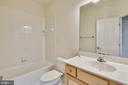 Upper Level 1 Bedroom - 1831 ELGIN DR, VIENNA