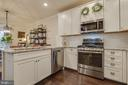 Granite Counter Tops - 23290 MILLTOWN KNOLL SQ #106, ASHBURN