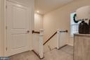Upper Hallway Area - 23290 MILLTOWN KNOLL SQ #106, ASHBURN