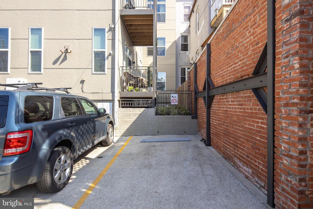 Assigned Parking (P-1) - 3566 13TH ST NW #5, WASHINGTON