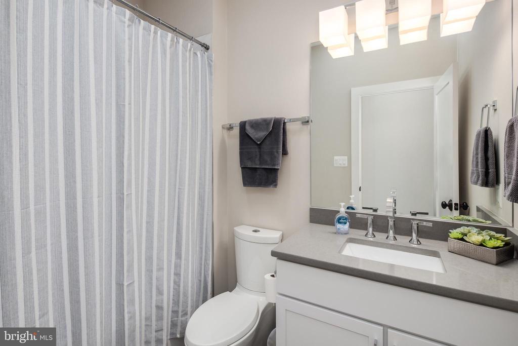 Guest Bathroom - 3566 13TH ST NW #5, WASHINGTON