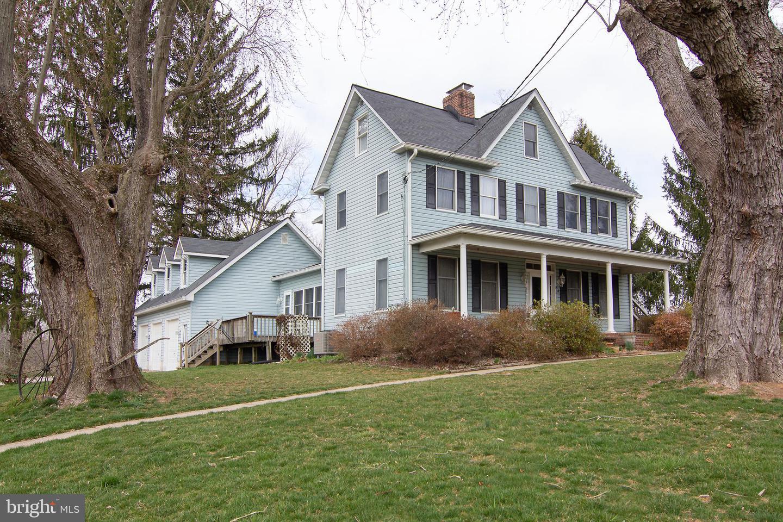 Single Family Homes para Venda às Finksburg, Maryland 21048 Estados Unidos
