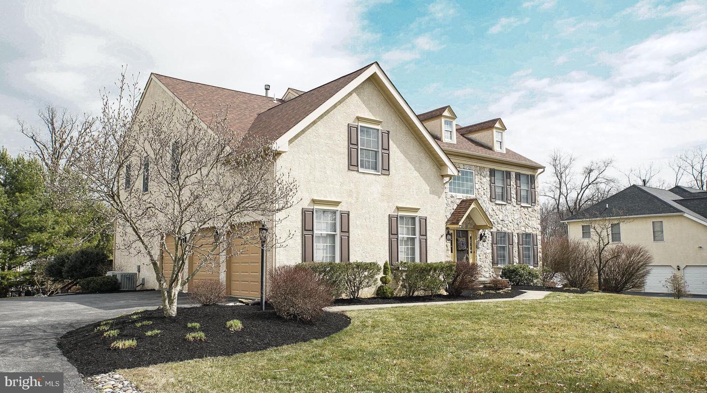 Single Family Homes για την Πώληση στο 313 LANDERS Court Exton, Πενσιλβανια 19341 Ηνωμένες Πολιτείες