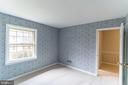 2nd Bedroom with Lots of Natural Light - 10927 WICKSHIRE WAY #K-3, ROCKVILLE