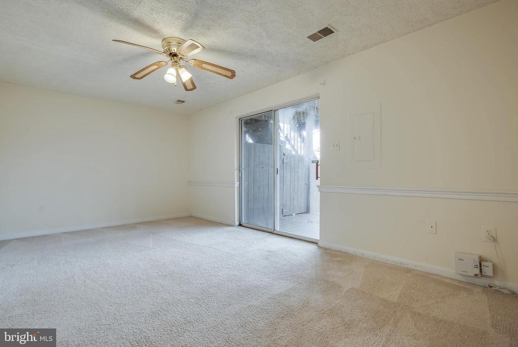 Basement Rec Room - 15757 WIDEWATER DR, DUMFRIES