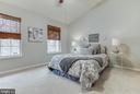 Master Suite - 15757 WIDEWATER DR, DUMFRIES