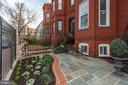 with charming front terrace - 1332 RIGGS ST NW, WASHINGTON