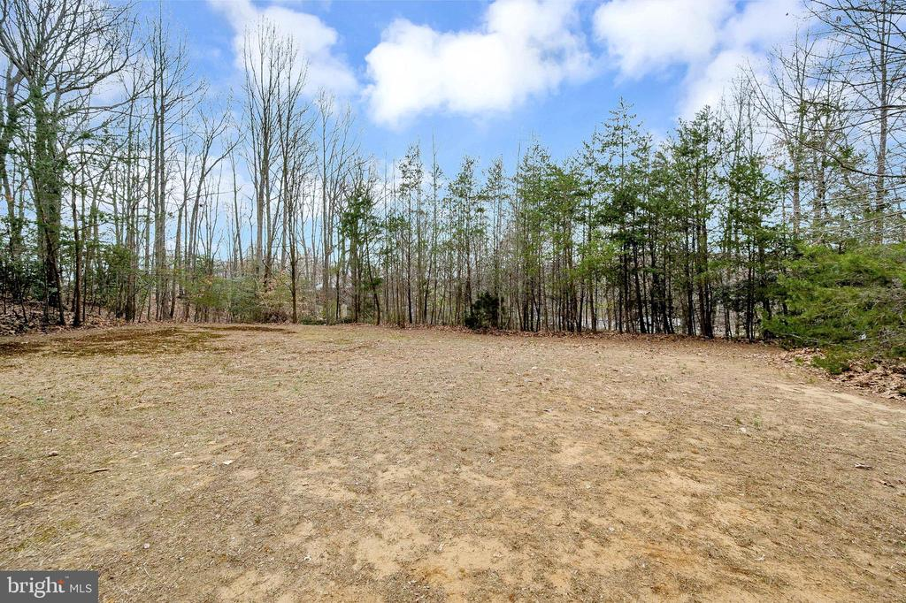 Large .69 Acre treed lot for privacy - 61 LITTLE FOREST CHURCH RD, STAFFORD