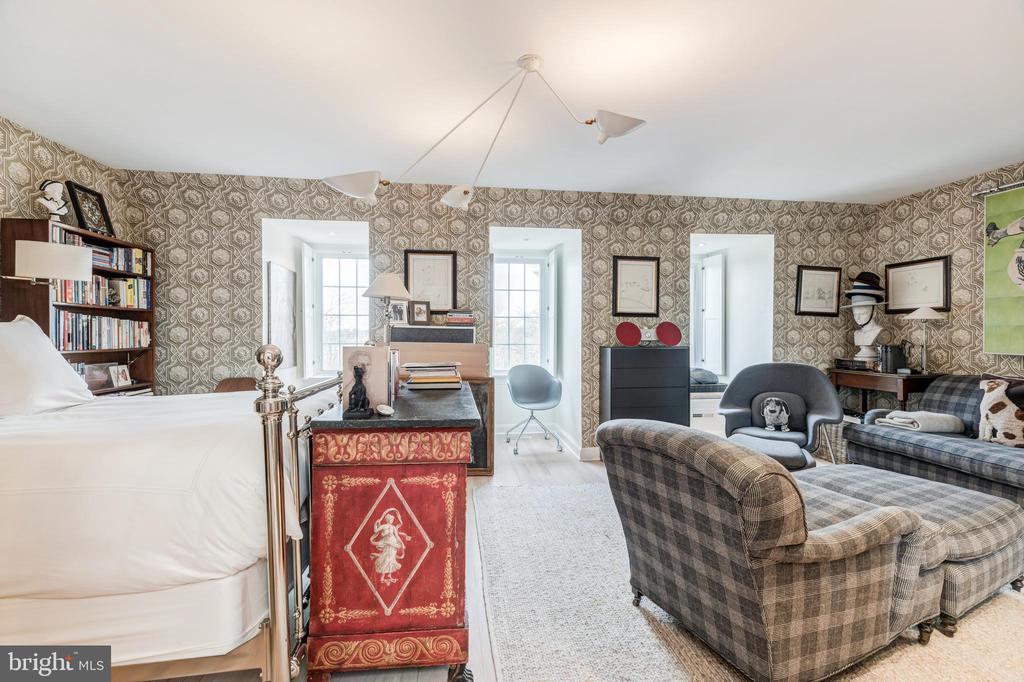 Fourth Bedroom - 1820 KALORAMA SQ NW #25, WASHINGTON