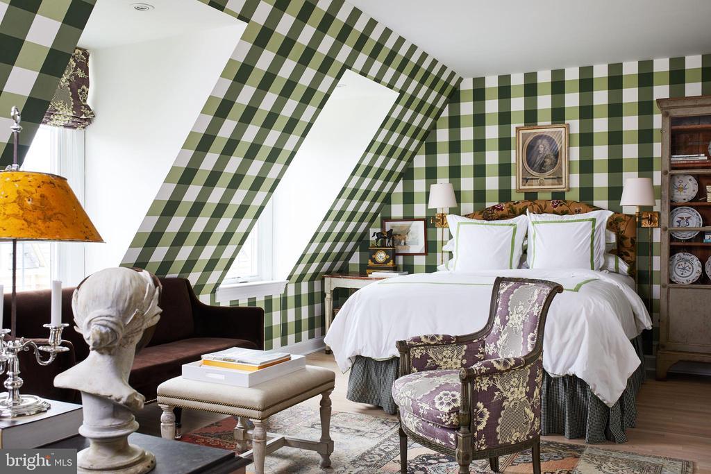 Third Bedroom - 1820 KALORAMA SQ NW #25, WASHINGTON