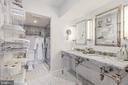 Master Bath - 1820 KALORAMA SQ NW #25, WASHINGTON