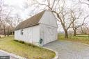 storage shed for garden - 1634 HOLLY BEACH FARM RD, ANNAPOLIS