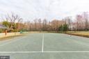 tennis court - 1634 HOLLY BEACH FARM RD, ANNAPOLIS