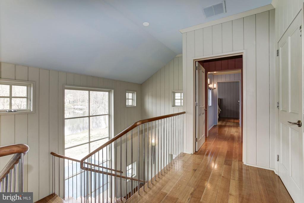 2nd floor hall - 1634 HOLLY BEACH FARM RD, ANNAPOLIS