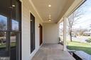 Front porch - 920 N QUESADA ST, ARLINGTON