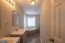 Master Bathroom - 105 MUSKET LN, LOCUST GROVE