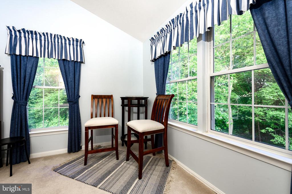 Large master suite with attached master bath - 34 WADDINGTON CT, ROCKVILLE