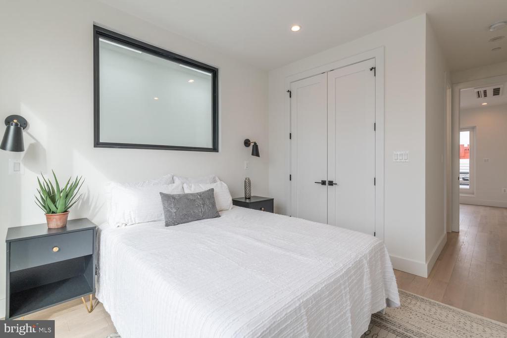 3rd floor bedroom - 46 R ST NW, WASHINGTON