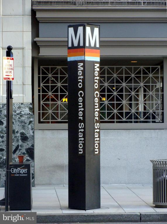 Two metro stations nearby - 1634 14TH ST NW #404, WASHINGTON