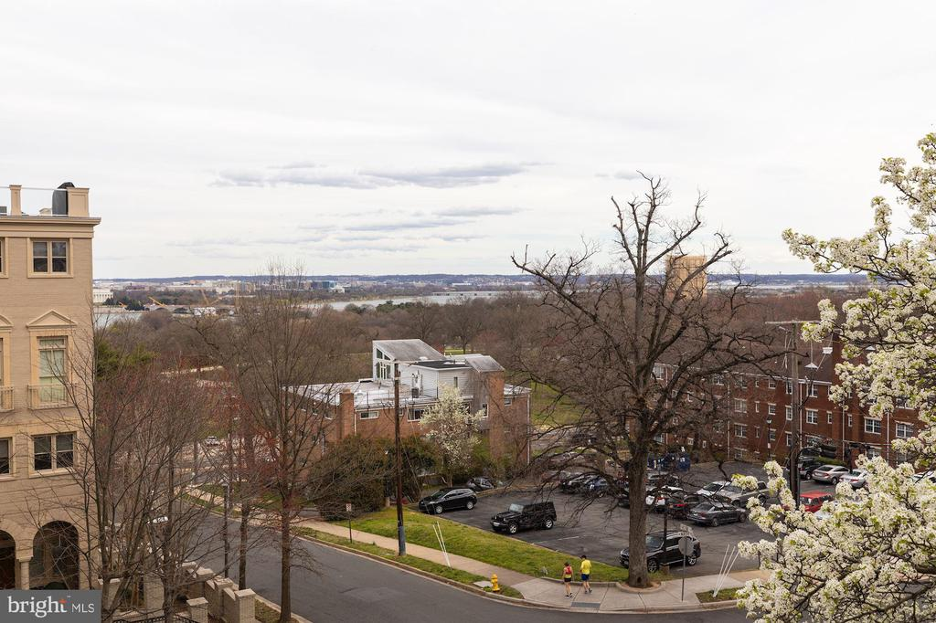Noted as having the best views in Arlington - 1401 N OAK ST #302, ARLINGTON