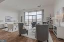 Stunning open space - 1401 N OAK ST #302, ARLINGTON