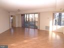 Dining and Balcony - 5802 NICHOLSON LN #2-507, ROCKVILLE