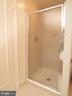 Master Shower - 5802 NICHOLSON LN #2-507, ROCKVILLE