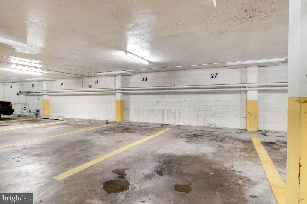 Parking Space - 950 25TH ST NW #203-N, WASHINGTON