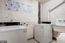 2nd Floor Laundry Room - 950 25TH ST NW #203-N, WASHINGTON
