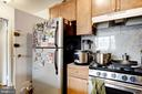 Kitchen - 950 25TH ST NW #203-N, WASHINGTON