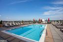 Roof Deck Pool - 950 25TH ST NW #203-N, WASHINGTON