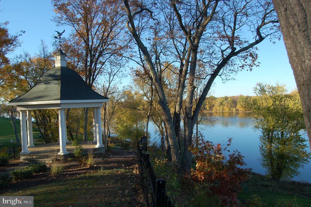 Potomac River view - 43476 CASTLE HARBOUR TER, LEESBURG